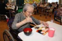 誕生日会🎂とお寿司レク🍣